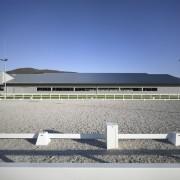 Pista exterior de competición (geotextil)